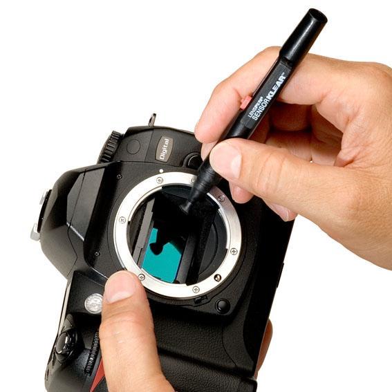 Как самому почистить фотоаппарат от мусора